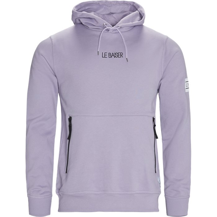 Sweatshirts - Regular - Lila